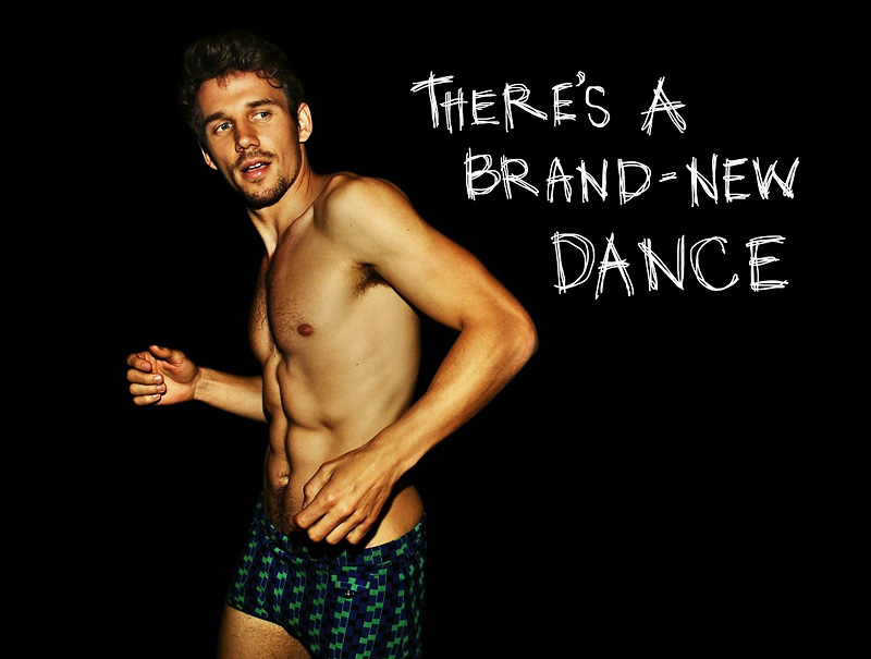 There's a brand new dance
